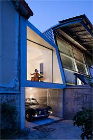 1 Room House by Cut Architectures Luc Boegly David Foessel Cello Room