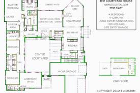 small house plans with courtyards 50 house floor plans with courtyards courtyard houses then and