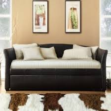 leather day beds foter