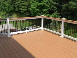 How Much Do Banisters Cost How Much Does It Cost To Build A Deck Archway Remodeling