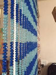 Beads Curtains Online Acrylic Beaded Strings Manufacturer From Mumbai