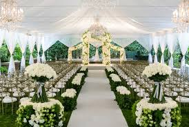 How To Make A Chuppah Romantic Jewish Wedding With Lush Ivory Flowers U0026amp Rose Gold