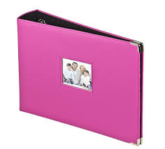 photo album inserts for 3 ring binder 3 ring photo binder album with sewn leatherette frame acid free