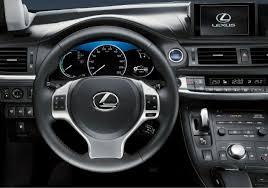 lexus ct200h garage door opener lexus ct 200h hybrid official details released