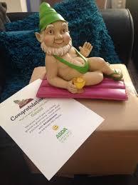 gavin the asda gnome i u0027m dreaming of u2026 pinterest gnomes