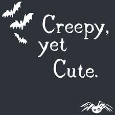 hi little one blog post creepy yet cute our halloween t shirt