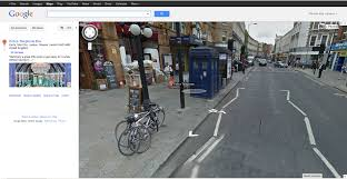 Google Maps Directions Link Of Dice And Pen Doctor Who Easter Egg On Google Maps