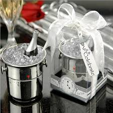 Wedding Party Favors New 2015 Creative Champagne Ice Bucket Timer For Wedding Party