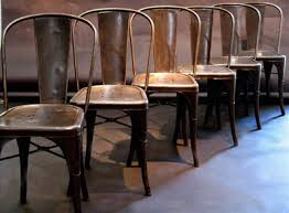 vintage metal chairs u design blog