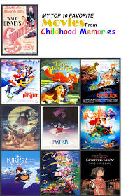 Childhood Meme - top 10 movies from my childhood meme by camilia chan on deviantart