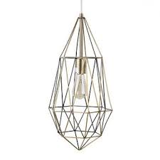 Cage Light Pendant Cage Light Pendant Look 4 Less And Steals And Deals