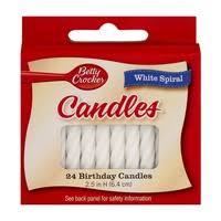 yehuda shabbos candles yehuda shabbos candles white candles 12 ct from kroger instacart