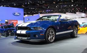 mustang shelby gt500 convertible 2013 ford mustang shelby gt500 convertible photos and info