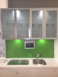 kitchen exquisite elegant stained glass kitchen cabinet doors