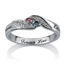 engravings for wedding rings personalized engraved promise ring engagement promise