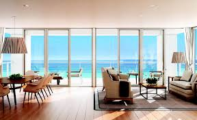 Beach Home Decor Store Magnificent Modern Beach House Design With Open Bar Lounge Room
