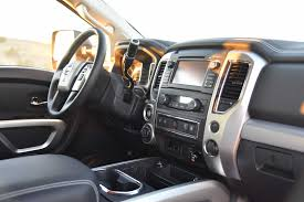 nissan trucks interior 2017 nissan titan autoguide com truck of the year contender