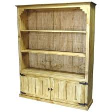 Bookcase Pine Bookcase Rustic Pine Furniture Bookcase Knotty Pine Wood
