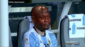 Meme Messi - crying messi jordan crying messi know your meme