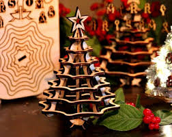 mini tree kit wooden desktop tree made from a
