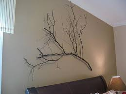 Birch Tree Decor Wall Decor Nice Decorating With Tree Branches Wall Decor Wall