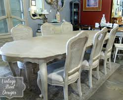 Painted Oak Dining Table And Chairs Kitchen Table Painted Oak Kitchen Table Painted Oak Kitchen