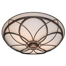 Hunter Orleans Designer Bath Exhaust Fan  CFM Sale - Designer bathroom exhaust fans