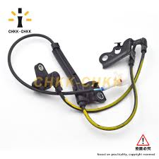 toyota corolla abs light on aliexpress com buy right front abs sensor 89542 02100 for toyota