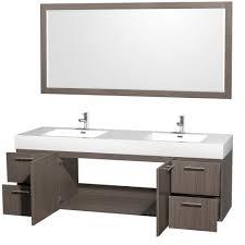 58 Inch Bathroom Vanity 72 Bathroom Vanities Double Sink Bathroom Decoration