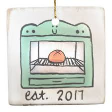 bun ornaments keepsake ornaments zazzle
