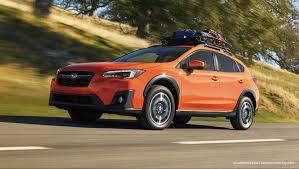2018 Subaru Crosstrek Subaru Canada