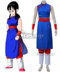 Dragon Ball Halloween Costumes Ball Chi Chi Cosplay Costume