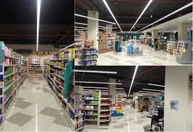 high bay led shop lights left asymmetric 6000k low bay led shop lights sanli led lighting