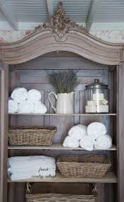 lavender bathroom ideas french country cottage crushing on baskets displays