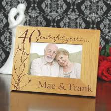 personalized anniversary gifts personalized picture frame personalized anniversary gift