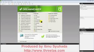 how to make blogger template with dreamweaver threelas