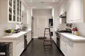 Kitchen Design Galley Design Ways To Make A Sizzle Diy Ways Galley Kitchen Designs To