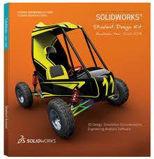 solidworks student design kit t4 technology subjects support service