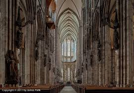 Cologne Cathedral Interior Cologne Cathedral Photography By James Palik