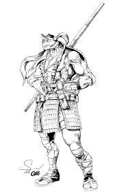 100 ideas michelangelo ninja turtle coloring pages