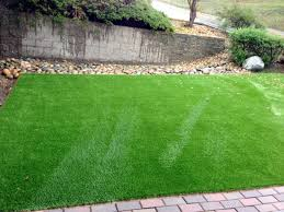 synthetic grass wild peach village texas lawns landscaping ideas