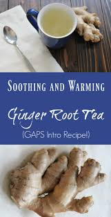 ginger warm and soothing ginger root tea health home u0026 happiness