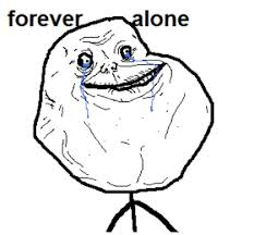 All Alone Meme - pretending you re happy by all memes necessary