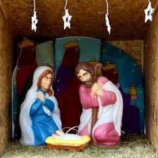 Home Interiors Nativity Set Decor Christmas Themes Nativity Sets For Exciting Home