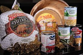 catholic community services thanksgiving food drive gobbles up