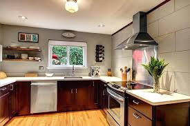 kitchen without upper wall cabinets kitchen without wall tiles designs and ideas interior design with