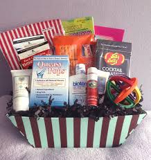 cancer gift baskets gifts for cancer patients undergoing chemo rock the treatment