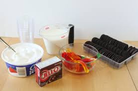 dirt pudding cups with gummy worms recipe oh nuts