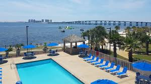 Where Is Destin Florida On The Map Navarre Hotels Best Western Navarre Waterfront Pensacola Hotels