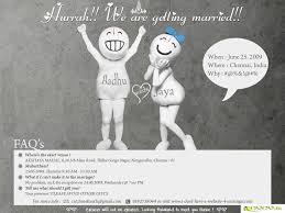Quote For Wedding Invitation Card Humorous Wedding Invitations Plumegiant Com